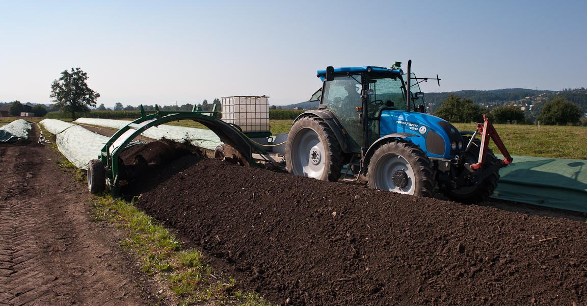 Beerstecher AG Betriebseigener Kompost