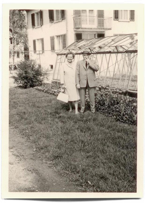 Willy und Ideli Beerstecher-Miller